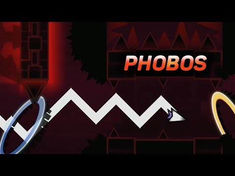 ЛЕГЕНДАРНЫЙ PHOBOS!   Geometry Dash