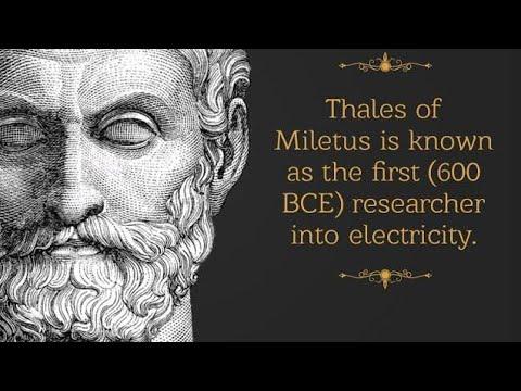 Early Greek Philosophers Part 1