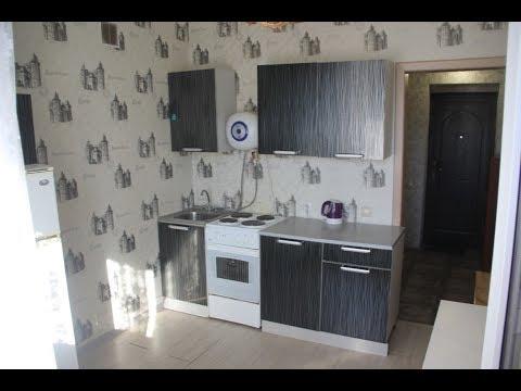 Однокомнатная квартира с ремонтом и мебелью - Недорого!