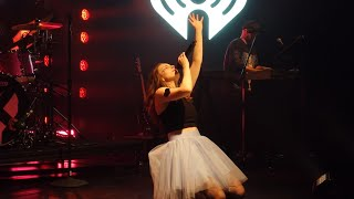 Chvrches - Never Say Die (iHeartRadio Theater 5/22/18)