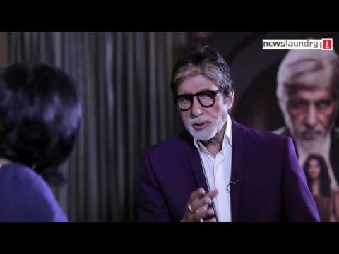 NL Interviews - Amitabh Bachchan on Pink and how ​n​o means ​n​o