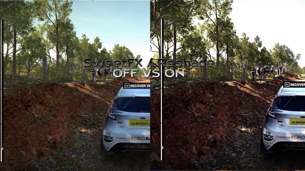 dirt 4 pc graphics mod hdr mod reshade photorealistic. Black Bedroom Furniture Sets. Home Design Ideas