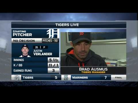 Tigers LIVE Postgame 6.21.17: Brad Ausmus