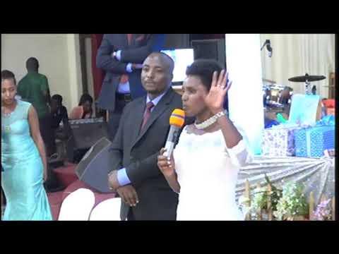 """Reception Ceremony  """" Rev ALFRED GATABAZI & KANZIGA """"  22062019"""