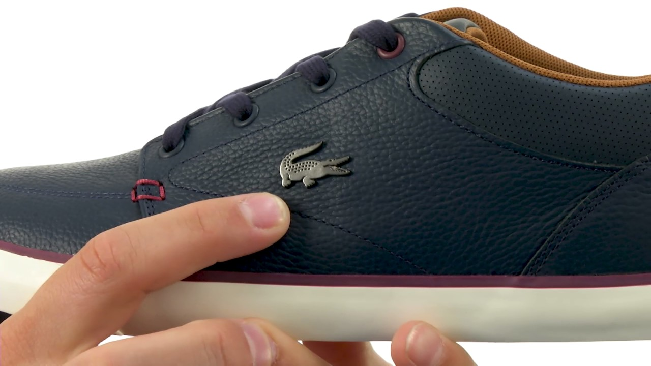 c10661186c1f Lacoste Bayliss Vulc 317 1 SKU 8945185 - YouTube