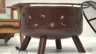Twilight Fire Pit - Product Review Video