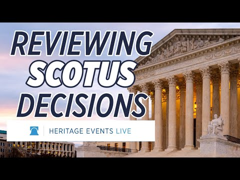 Scholars and Scribes Review the Rulings: The Supreme Court's 2019-2020 Term