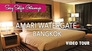 My stay at Amari Watergate Bangkok *Executive Rooms*