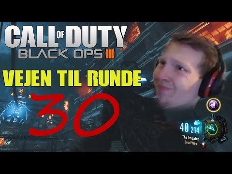 [Dansk] Black ops III Zombies - Vejen til runde 30! (Del 1/2)