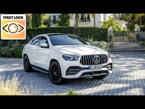2020 Mercedes GLE53 AMG 4Matic Coupe