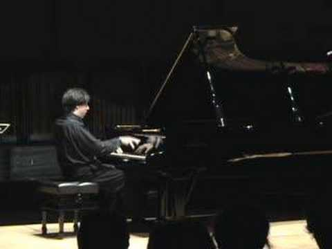 "Massimiliano Ferrati plays Mozart ""Turkish March"""