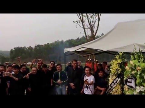 Đường tới ngày vinh quang trong đám tang Ca sĩ - nhạc sĩ Trần Lập