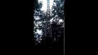 Пожарная каланча(Высота около 43 метров. Созданна для слежения за возникновением лесных пожаров и регулярно используется..., 2013-06-09T17:46:21.000Z)