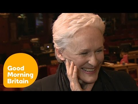 Glenn Close Talks About Her Making Her West End Debut | Good Morning Britain