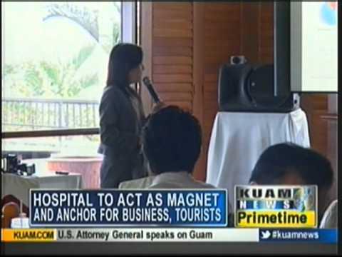 Guam Regional Medical City opening doors in 2014