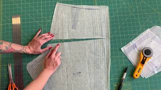Jane Set Sew-Along: Common Pattern Adjustments