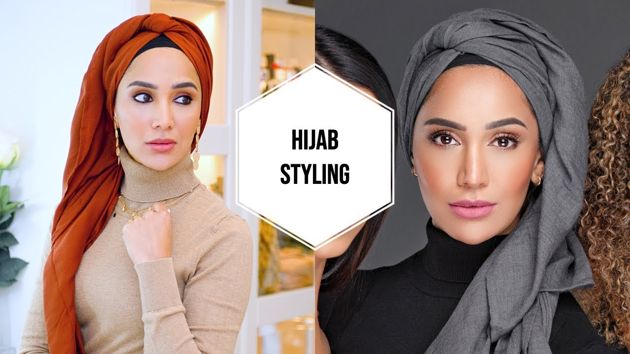 [VIDEO] - EID HIJAB STYLE! | Amena's Family Vlog 85 9