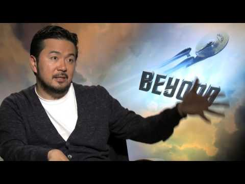 Justin Lin Talks Directing Star Trek Beyond and His Legacy