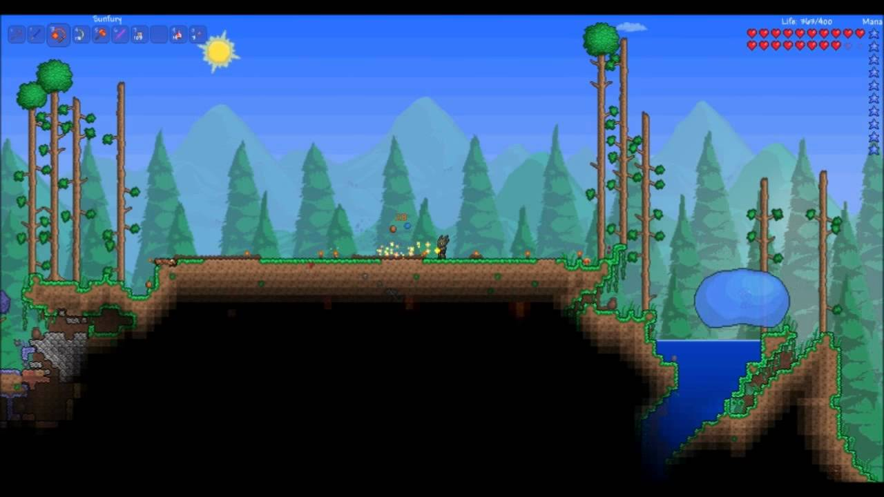 Pictures Terraria Simple