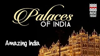 Amazing India: Palaces Of India | Audio Jukebox | Instrumental | World Music | Taufiq Qureshi