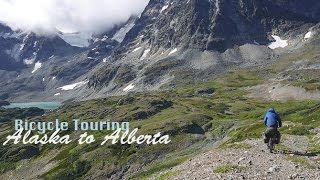 Bicycle Touring - Alaska to Alberta - 2015