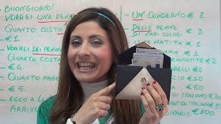 Italian Lessons for Beginners - One World Italiano Video Course - Lesson 4(In this lesson we learn with Veronica what to say when we want to buy something in a shop and about indefinite articles. Come and learn Italian with Veronica ..., 2013-04-01T15:59:11.000Z)