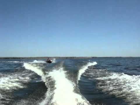 Lake McConaughy, Nebraska police chase