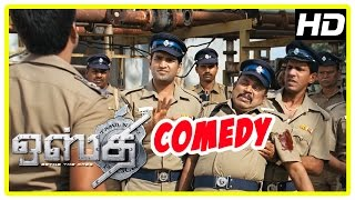 Osthi Tamil Movie | Comedy Scenes | Simbu | Richa | Jithan Ramesh | VTV Ganesh | Santhanam