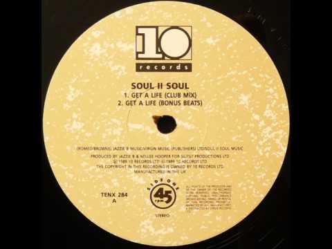Soul II Soul - Get A Life (12'' Club Mix)