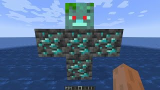 what if you create a DROWNED BOSS