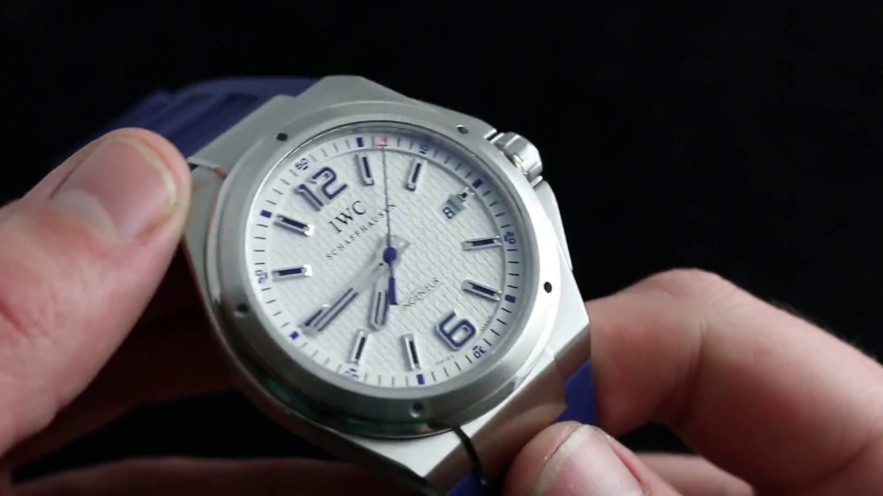 info for 0c906 15ee6 Repeat IWC Ingenieur Automatic Mission Earth Edition ...