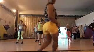 Janno Dance Fit - Como Se Perdona Salsa