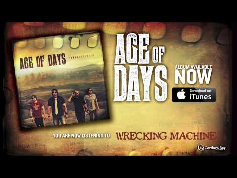 Age of Days - Wrecking Machine [New Music] [Official Song Video]