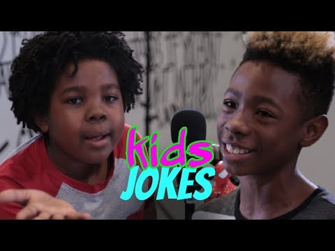 You Laugh, You Lose | DJ vs. Dilan (Kids Jokes pt.2)