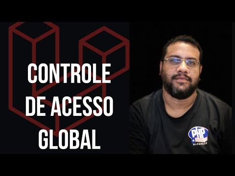 Vídeo no Youtube: Laravel Aula 187 - Um Controle de Acesso Global no Laravel 8 #laravel #php