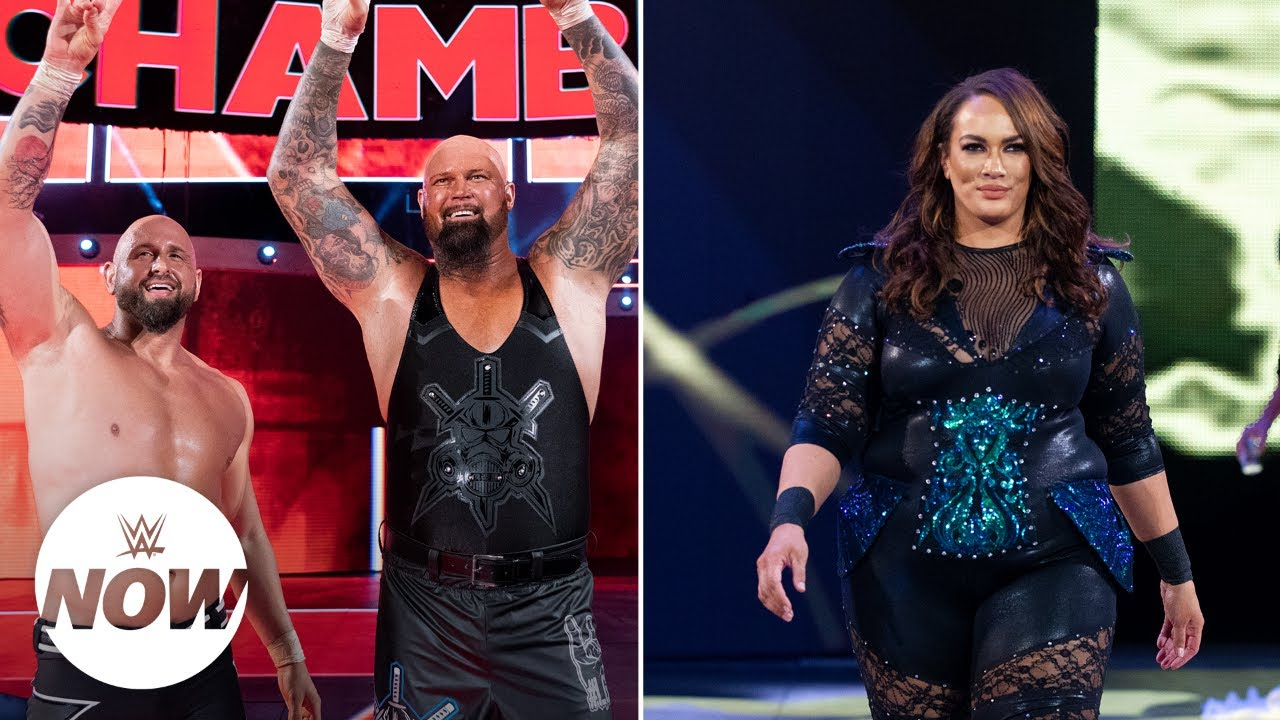 Are Luke Gallows & Nia Jax a couple?!: WWE Now