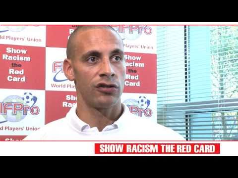 Show Racism The Red Card Promotional Film