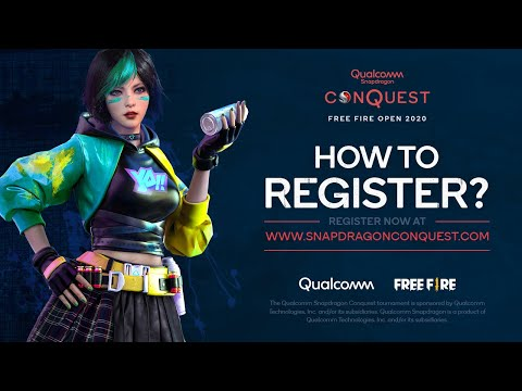 [HINDI] CONQUEST:FREE FIRE OPEN 2020 | HOW TO REGISTER
