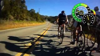 Simi Ride Potrero Climb and Hidden Valley