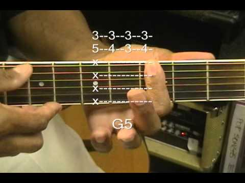 Guitar guitar tabs tv : Batman ~ How To Play The '60s Batman TV Theme On Guitar ...