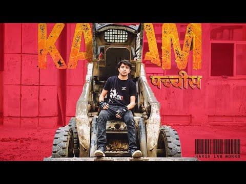 Divine - Kaam 25 ( Dance Cover ) | Sacred Games | Netflix | Harsh Lab Works |
