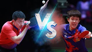 Ma Long vs Wang Chuqin | MT FINAL | 2020 Chinese Warm-up for Olympics