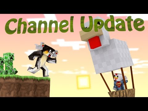 Channel Update 2013: New Voids Wrath Server, New Series, Parody, Mod-Pack & More!