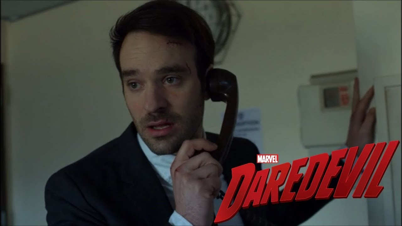 Download Matt talks to Wilson Fisk / Prison Scene (Part 1/4)   Daredevil   Season 3 - Episode 4