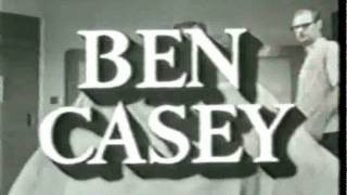 BEN CASEY OPENING CREDITS - including Primal metaphysics