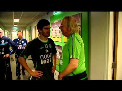 Piet van Dijken als assistent-trainer deel 1