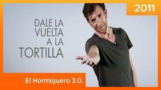 Dale la Vuelta a la Tortilla en 'El Hormiguero 3.0.' de Antena 3
