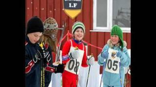Santa lucia- Musikk fra tv serien jul i svingen(NRK).wmv