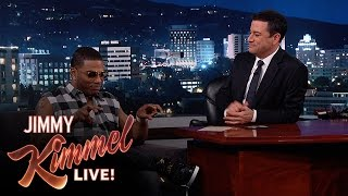 Jimmy Kimmel's Mother-In-Law Almost Sold Nelly A House