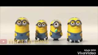 Minion version of fetty wap ( come my way )